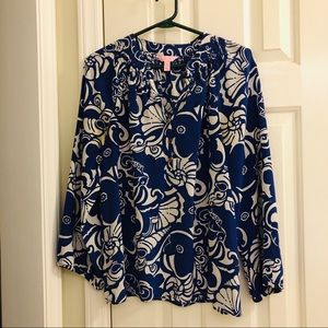 Lilly Pulitzer Size Medium Shirt